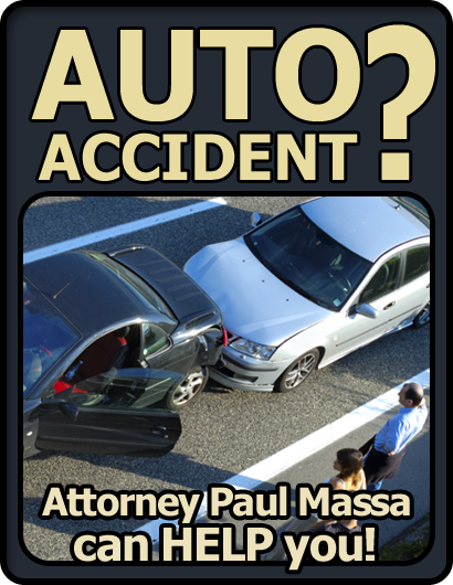 New Orleans, Louisiana car, auto and rear end accident Lawyer/Attorney Paul M. Massa | FREE Consultation